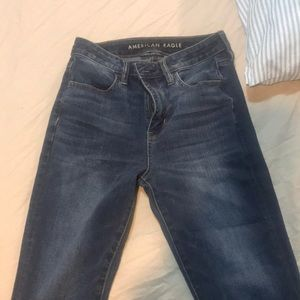 American Eagle jeans barely worn
